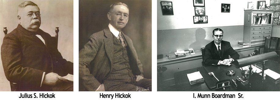 Hickok & Boardman has been serving the Greater Burlington area for nearly two centuries