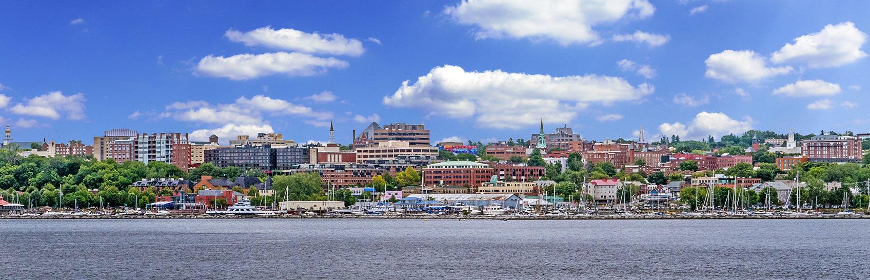 Greater Burlington Vermont real estate