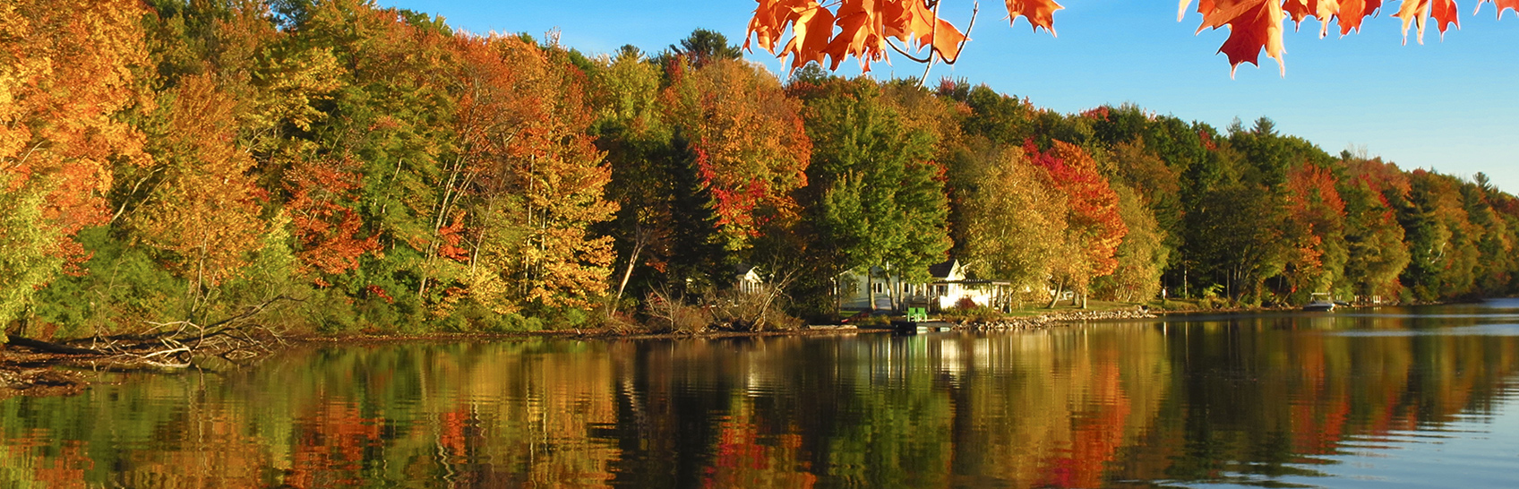 homes for sale on Lake Iroquois in Vermont