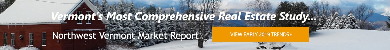 Vermont Real Estate Market Report 2019