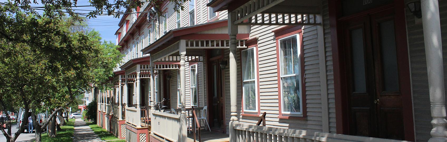 Burlington Multi-Family Real Estate