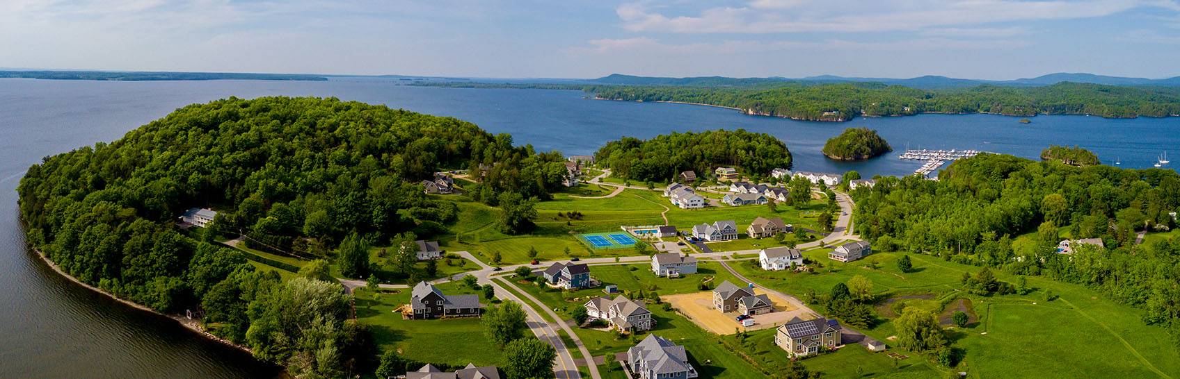 outer bay colchester vermont real estate