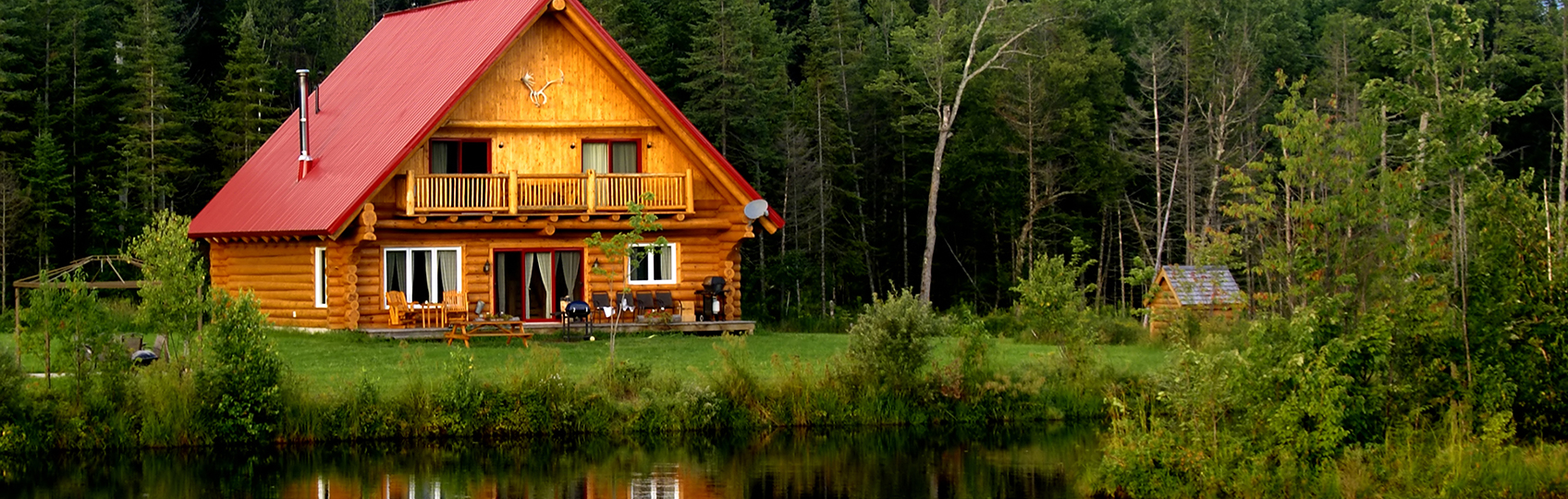 log homes for sale in Vermont