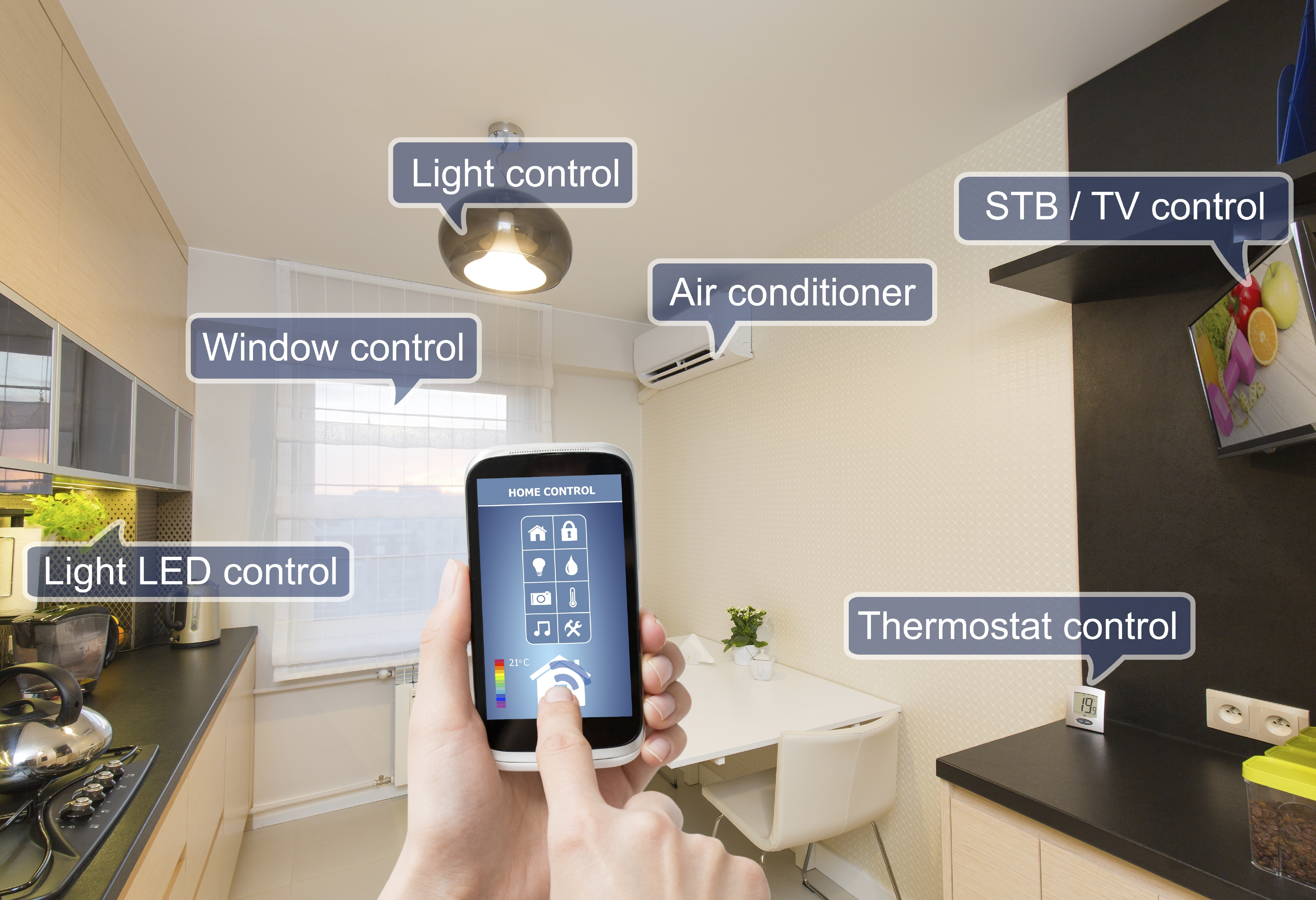 "Technology In Homes smart homes: you can afford this ""luxury"" - coldwell banker hickok"