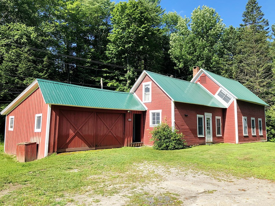 1265 Mill Brook Road, Fayston
