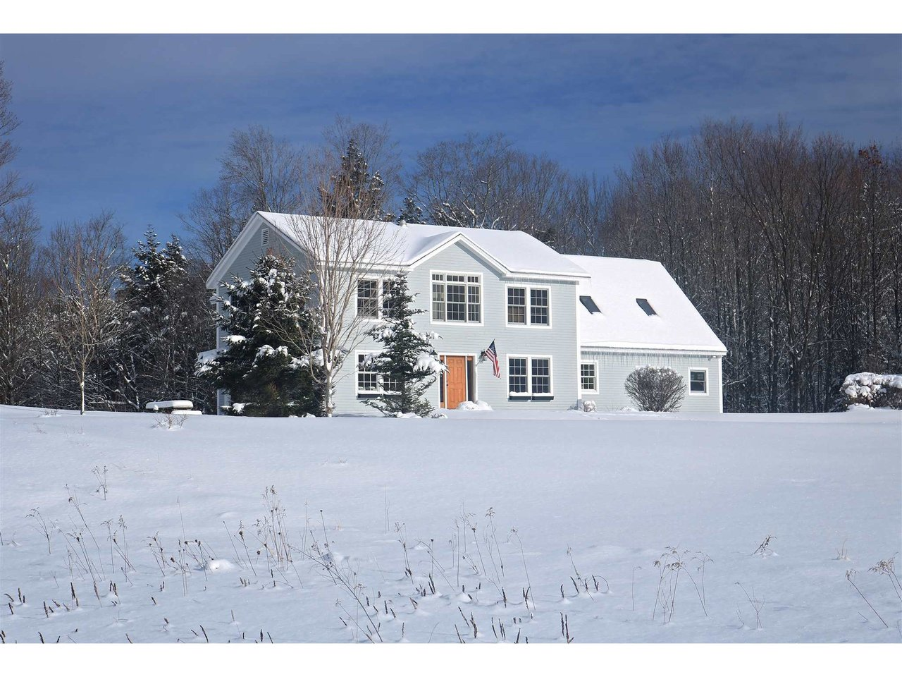 1396 Upper Hollow Road, Stowe