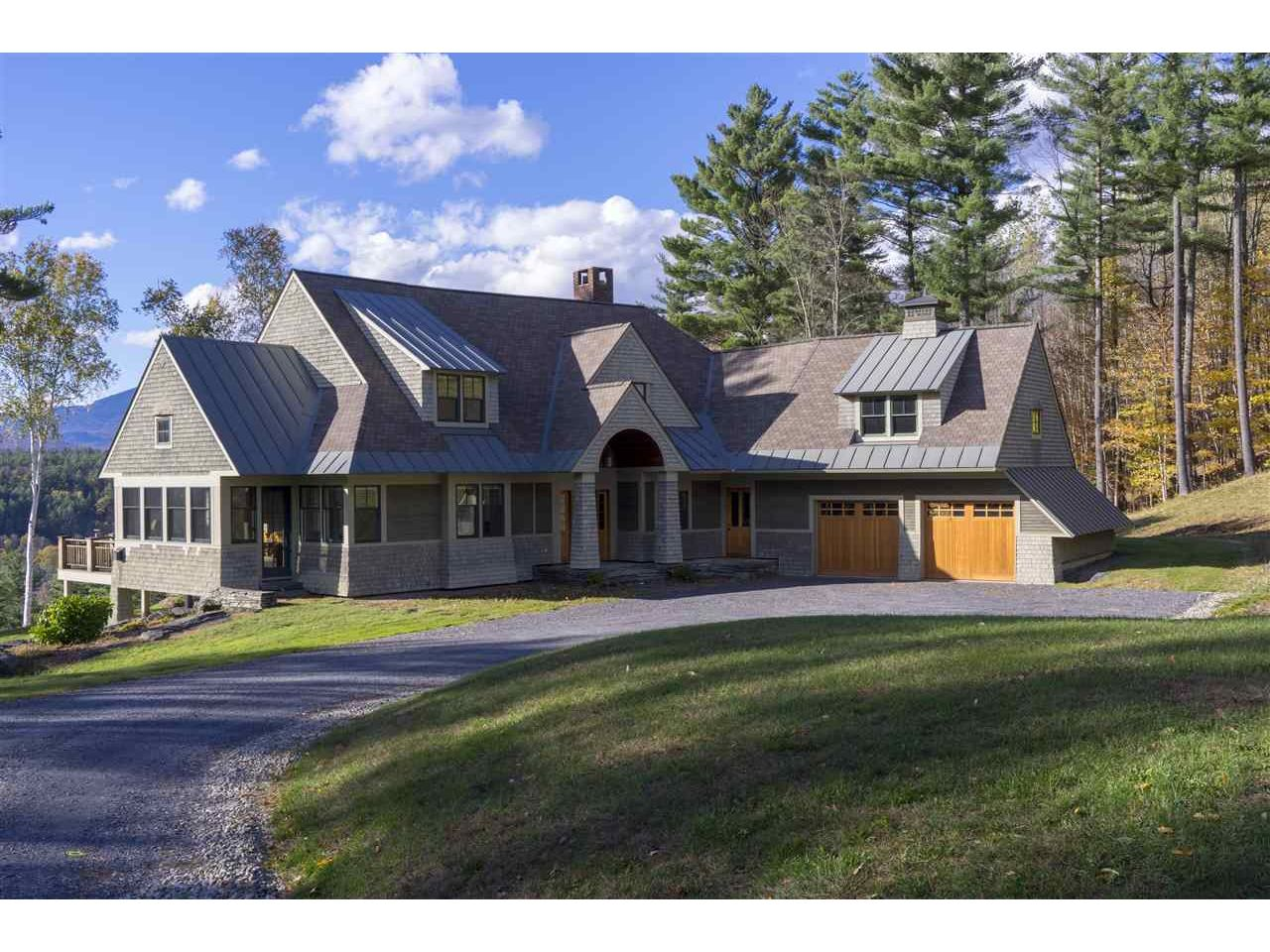 201 Taber Hill Road, Stowe