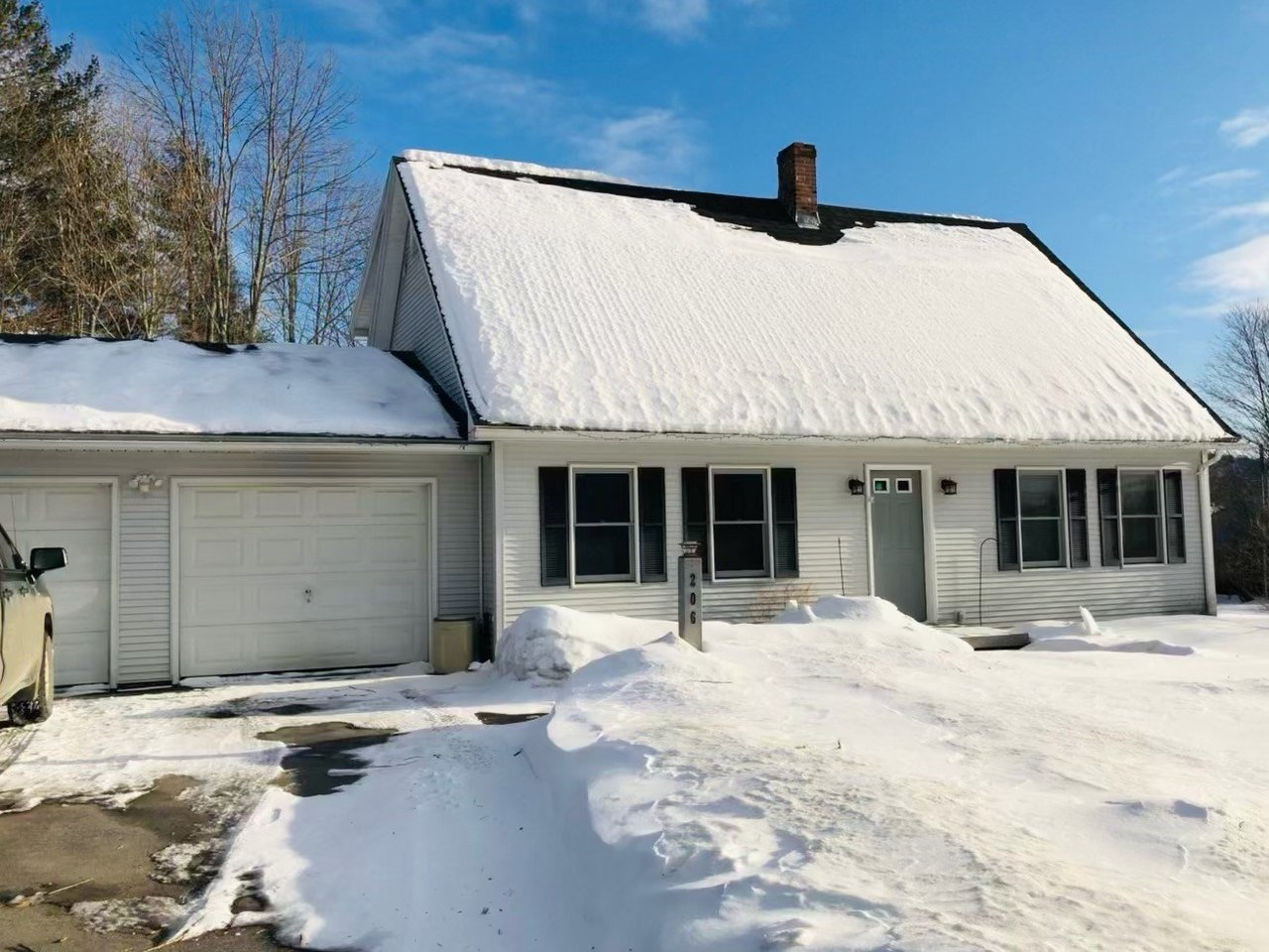 206 West Cobble Hill Road, Barre Town
