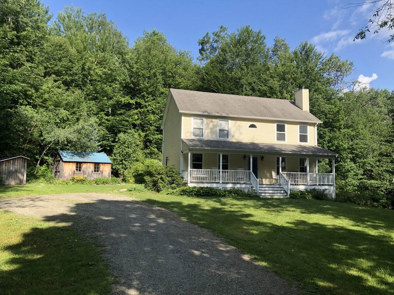 316 Hayden Hill Road East, Hinesburg