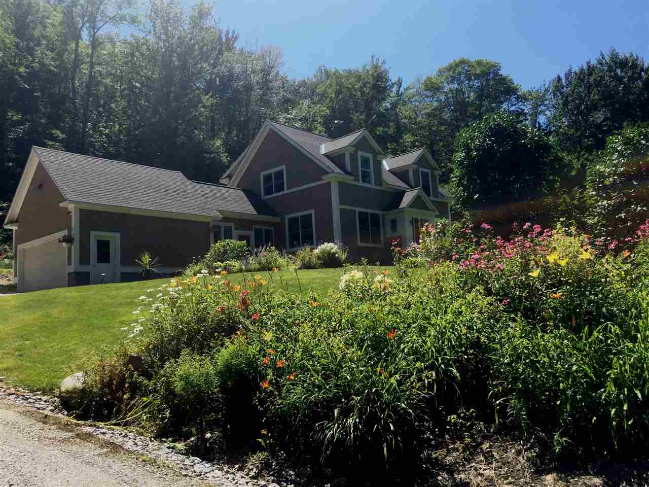 Sold property in Hinesburg