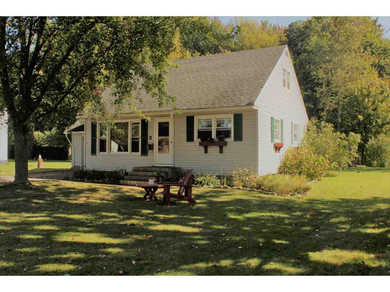 Sold property in Swanton