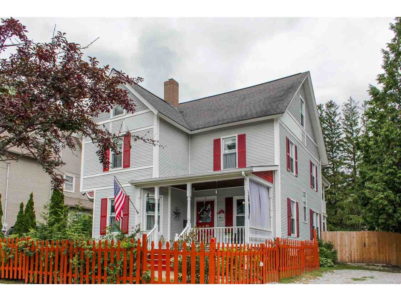 Listed By Kara Koptiuch Of Vermont Real Estate Company
