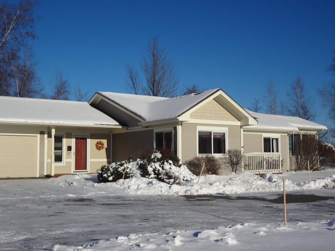 Sold property in Williston