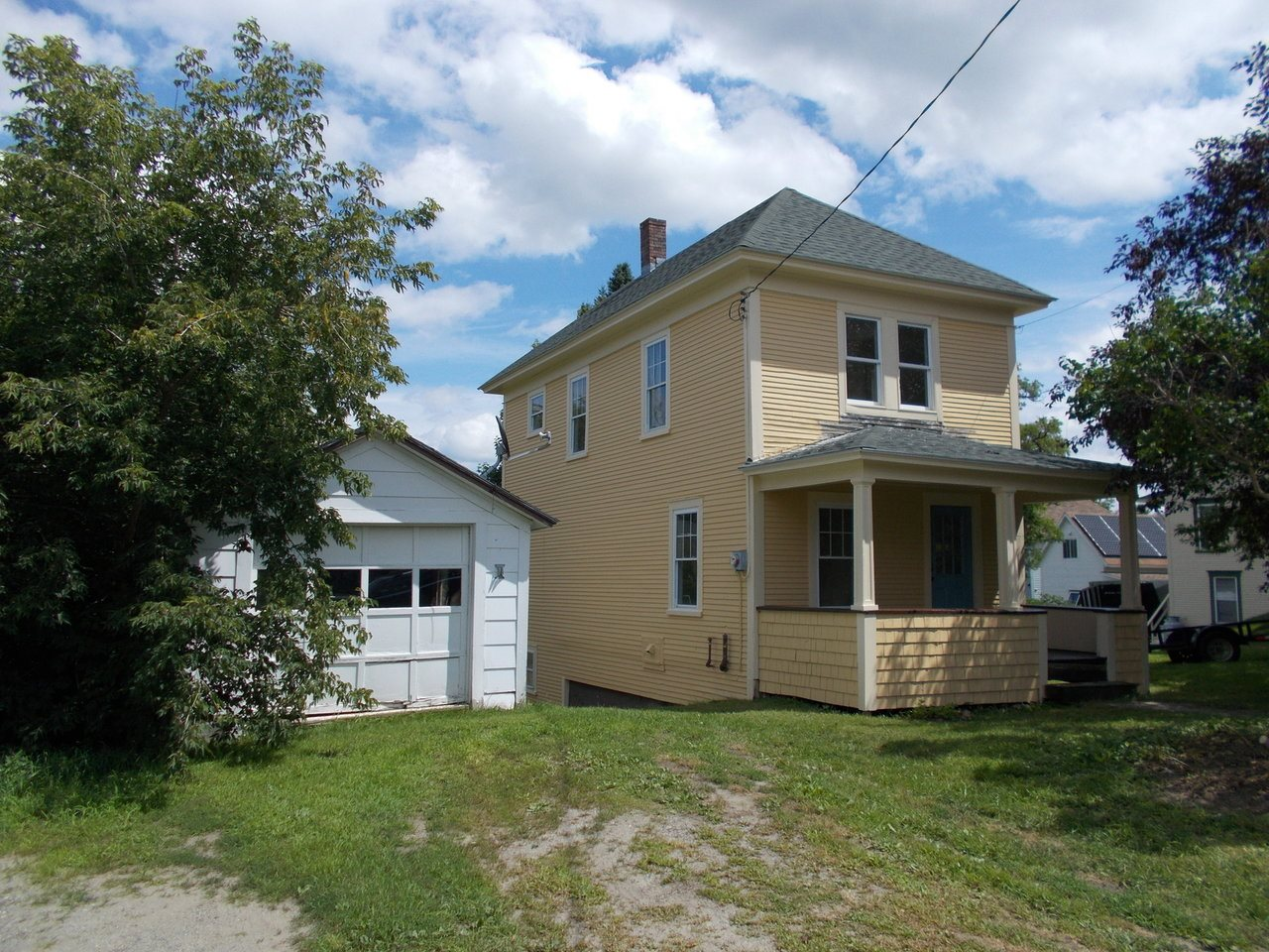 Sold property in Troy