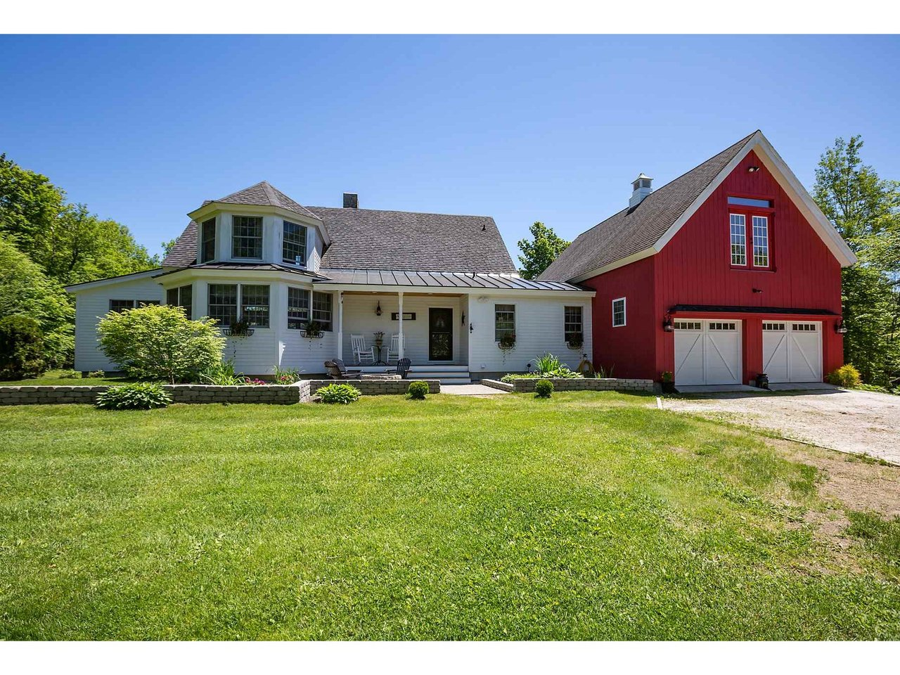 3703 Popple Dungeon Rd, Chester, VT 05143 - Home For Sale