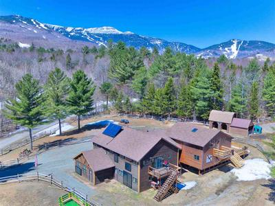 5504 Mountain Road, Stowe