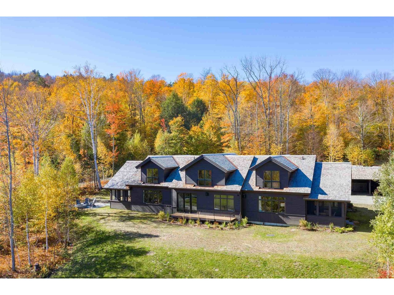 580 Trapp Hill Road, Stowe