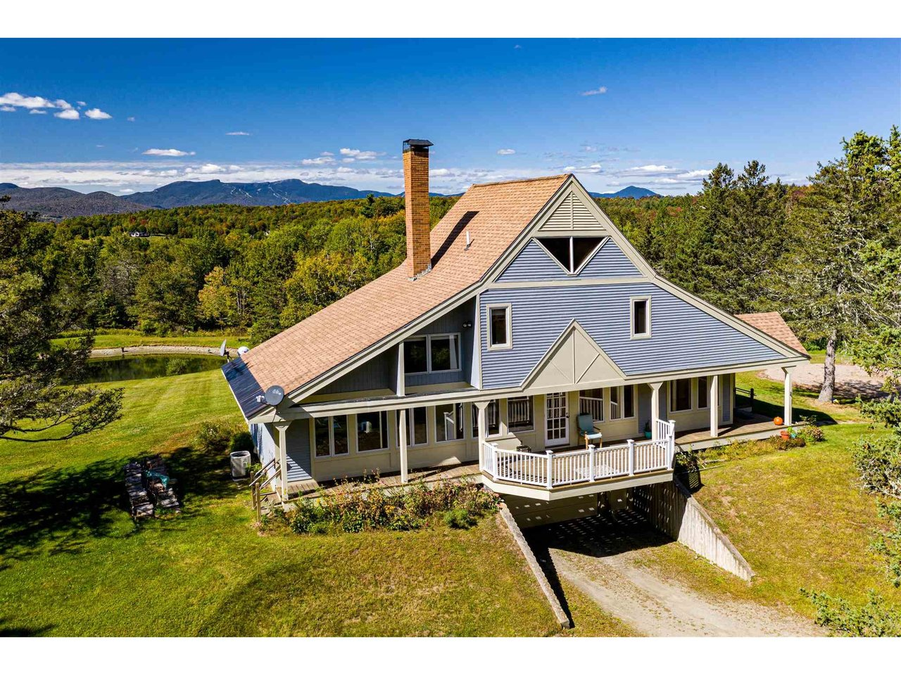 809 Pinnacle Road, Stowe