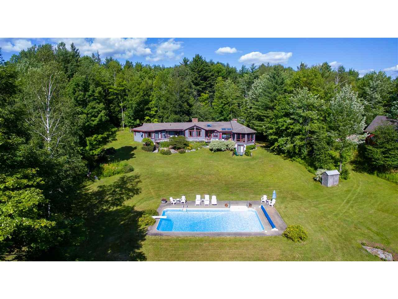 858 Alpine View Road, Stowe