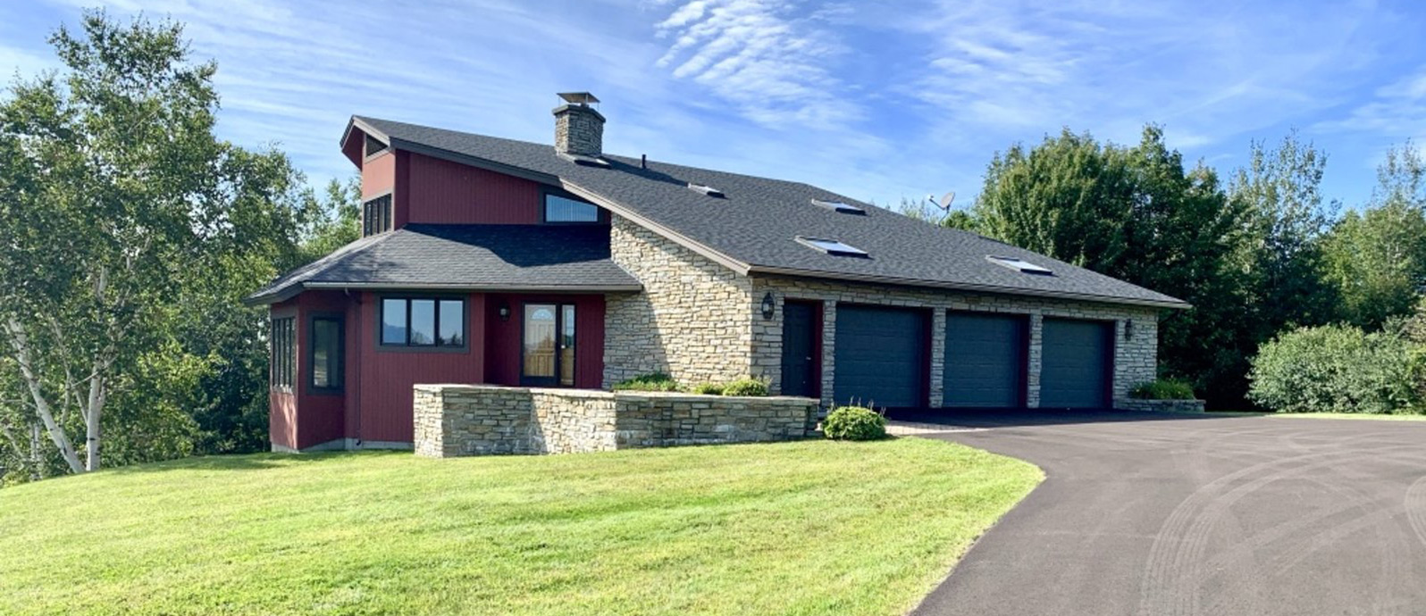 Contemporary Home for Sale in Saint Albans Vermont
