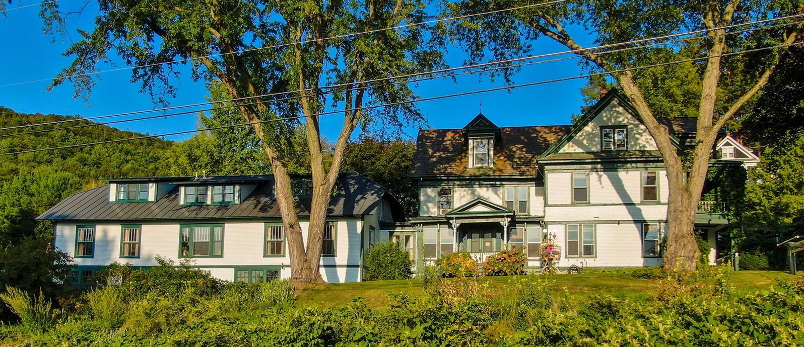 The Mount Philo Inn for Sale in Charlotte Vermont