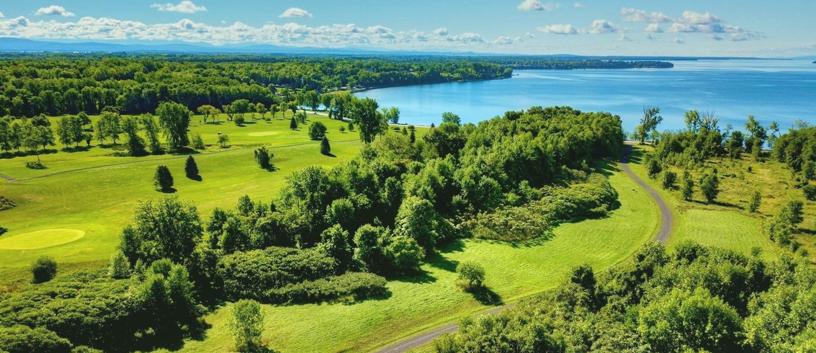 Lakefront and Lake Access Land available in Alburgh Vermont